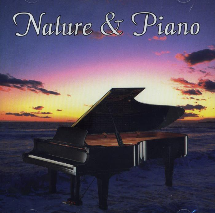 Naturescapes Nature and Piano CD