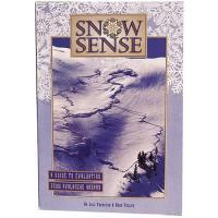 Alaska Mountain Safety Center Snow Sense Avalanche Book