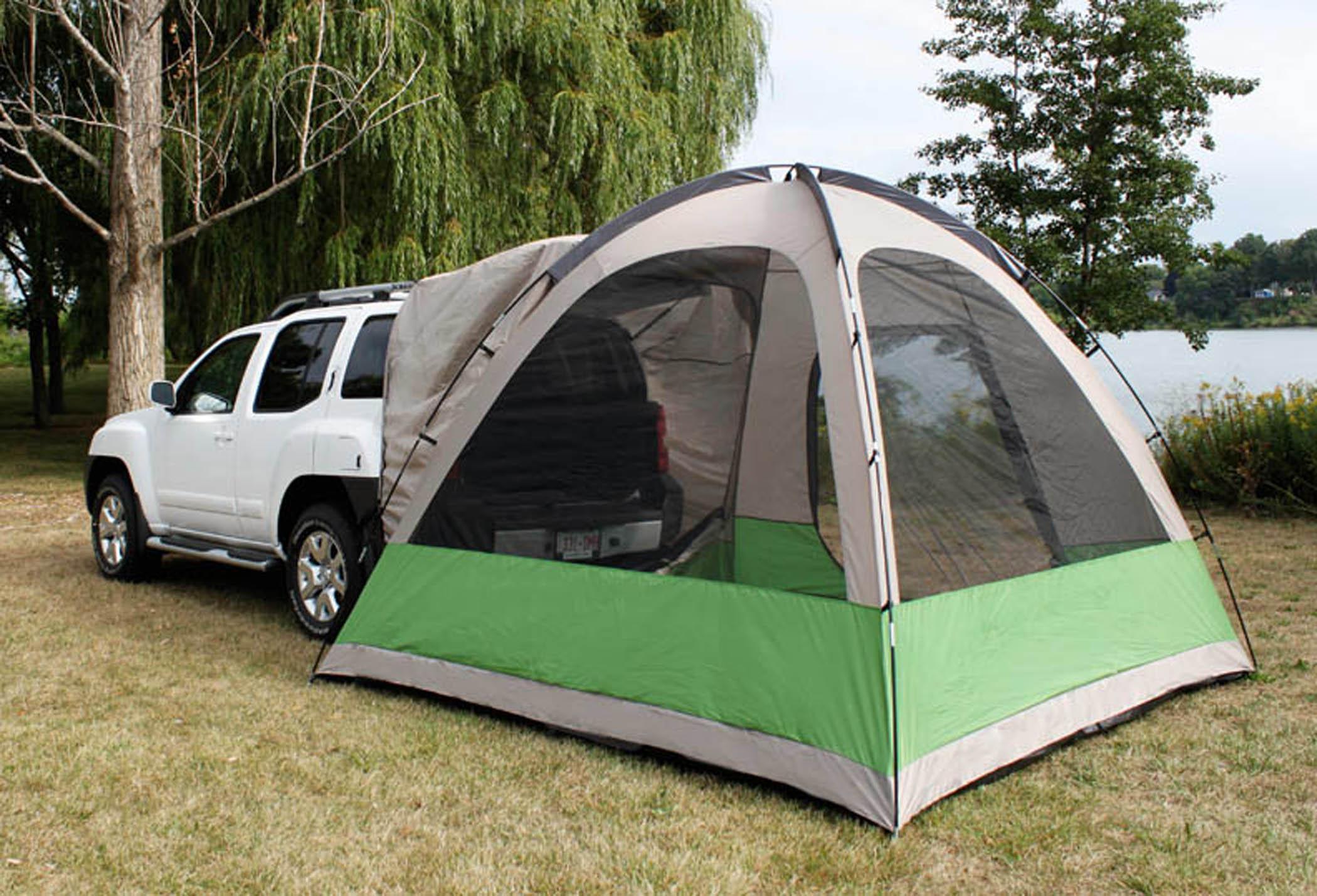 Napier Outdoors Backroadz #13100 SUV Tent & Outdoors Backroadz #13100 SUV Tent