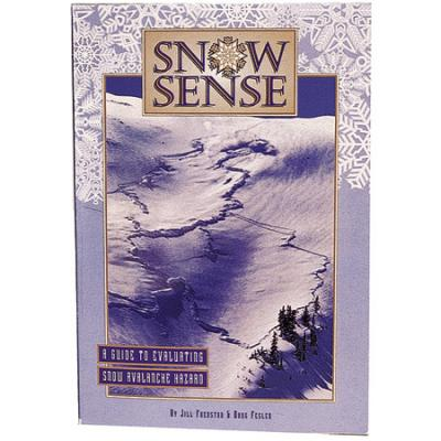 Alaska Mountain Safety Center Snow Sense Avalanche Book