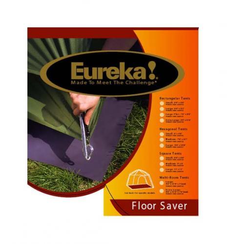 Eureka! Tent Floor Saver, Square - M / 9 x 9