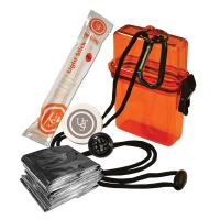 Watertight Survival Kit 1.0, Orange