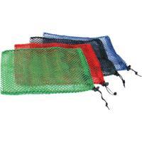 "Equinox Nylon Mesh Stuff Bag 15"" X 22"" Red"