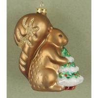 Cobane Studio Beaver Ornament