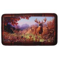 """Rivers Edge Products 18""""x30"""" Door Mat-deer Scene"""