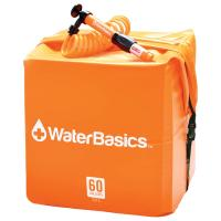Water Storage Kit With Filter 60G
