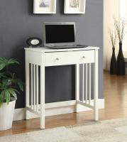 Convenience Concepts  Mission Desk (White)