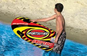 Snopedo Sno Bodyboard