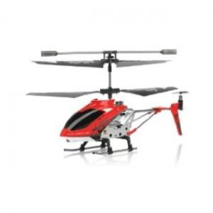 United Cutlery 3-channel Alloy Helicopter - RED