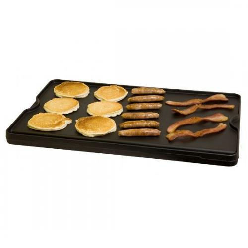 """Camp Chef 24"""" Reversible Pre-Seasoned Cast Iron Grill/Griddle"""