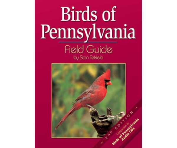 Adventure Publications Birds Pennsylvania FG 2nd Ed