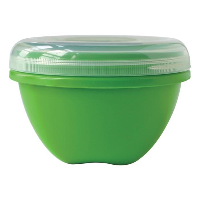 Preserve Large Round Container Green