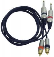 Pyle-pro Dual Rca Audio Cable