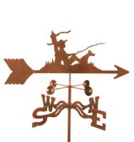EZ Vane Fisherman Weathervane