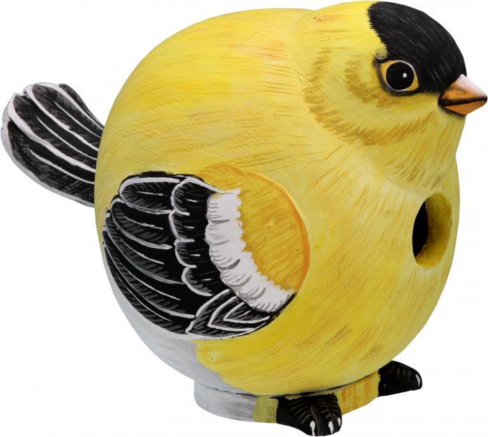 "Songbird Essentials Goldfinch ""Gord-O"" Birdhouse"