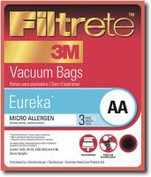 Filtrete by 3M Eureka AA Mico Allergen Vacuum Bags (Case of 18)
