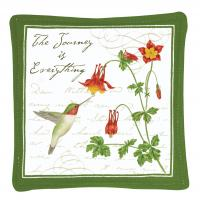 Alice's Cottage Hummingbird Single Mug Mat