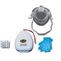 EMI - Emergency Medical Lifesaver CPR Mask Kit