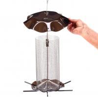 Birds Choice 3 Quart Forever Bird Feeder - Smokey