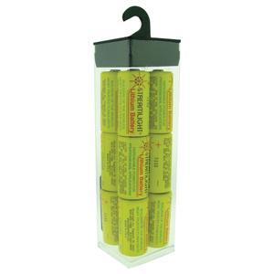 Streamlight Streamlight 3V Lithium Battery, Bulk, 12 Pack
