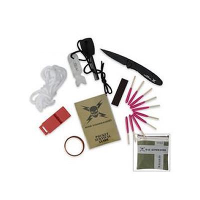 United Cutlery M48 Kommando 8-Pc Adventure Survival Kit