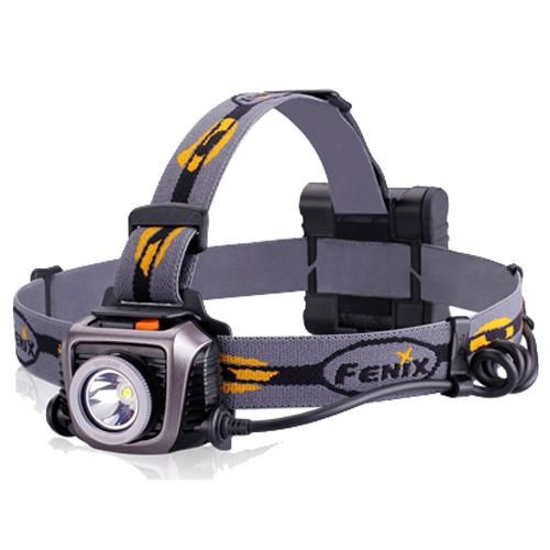 900 Lumen Fenix HP Series, Gray