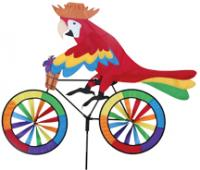 Premier Designs Parrot Bicycle Spinner