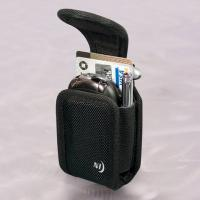 Nite-ize Clip Case Cargo Small Phone Holster, Black