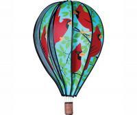 Premier Designs Hot Air Balloon Cardinals 22 inch