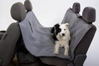Petego Animal Basics Waterproof Seat Cover Hammock Anthracite-Grey