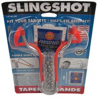 Trumark Slingshot, Tapered Powerbands