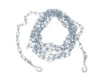 Coastal Pet Products 89027 Titan Twisted 20' Tie Out Chain - 2.5mm