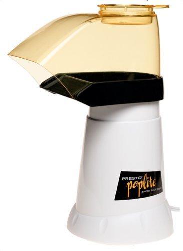 Presto 04820 PopLite Hot Air Popcorn Popper