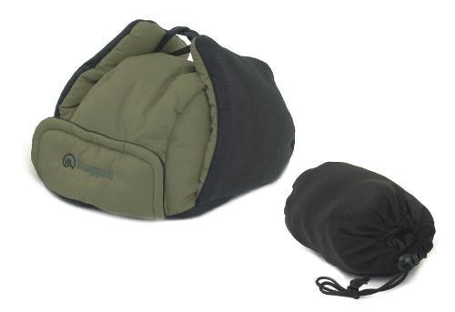 SnugPak Snugnut Insulated Hat/Earmuffs, Olive