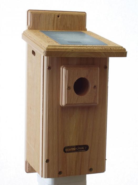 Birds Choice Standard Bluebird House - 1-1/2