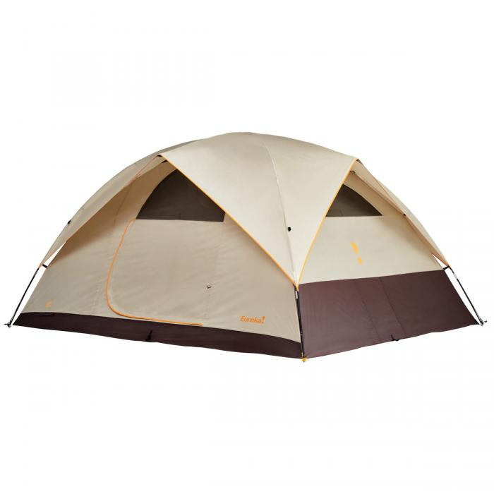 Eureka! Tetragon HD 4-Person Waterproof Camping Tent