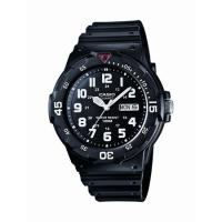 Casio Classic Analog Watch Black Resin Band