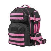 Vism Tactical Backpack-Blk w/Pink
