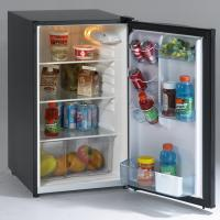 Avanti Black 4.4 Cu Ft All Refrigerator