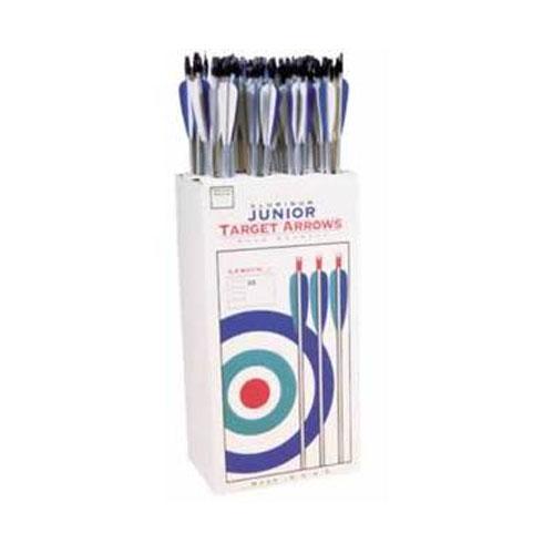 Barnett International Junior Archery Arrows - 72 pack
