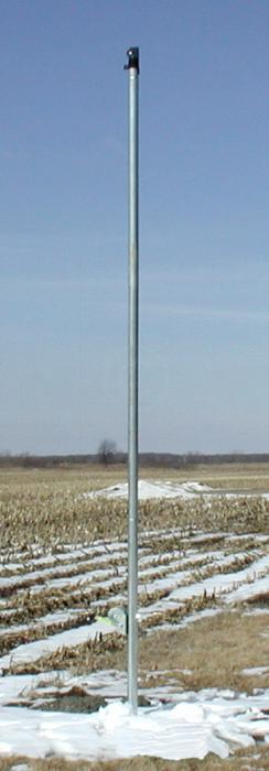 Heritage Farms Pole System for Martin House