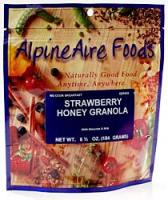 Alpine Aire Strawberry Honey Granola Mix - 6.5 Ounces