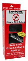 Bird B Gone Plastic Bird Spikes 5 in to 6 ft