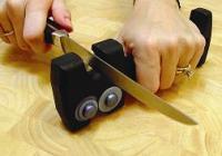 DiamondSgtone 2-Stage Manual Knife Sharpener