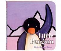 Chronicle Books Little Penguin Finger Puppet Book
