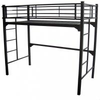 Blantex University Loft Bed with Built in Ladders and Guardrails