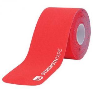 Lifestrength Strengthtape Pre-Cut 10In. - Red