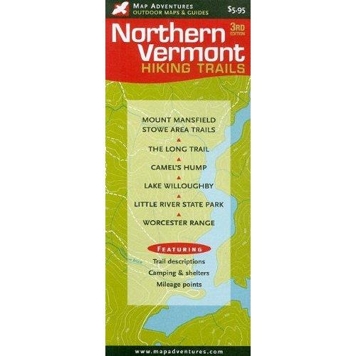 Green Mountain Club Guide To Vermont Long Trail