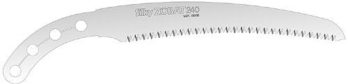 Silky Replacement Blade for Zubat 240 Large Teeth Curved Saw