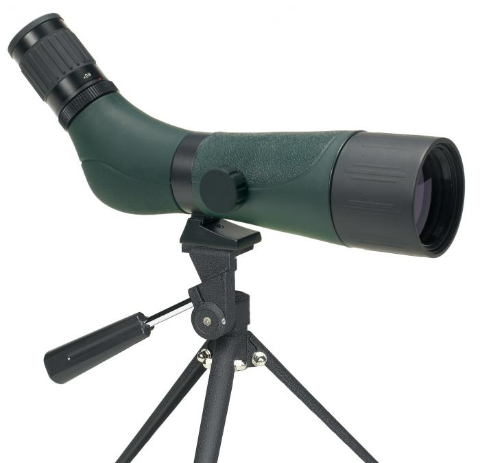 Bird's Choice Alpen Waterproof Spotting Scope #745   20-60x60